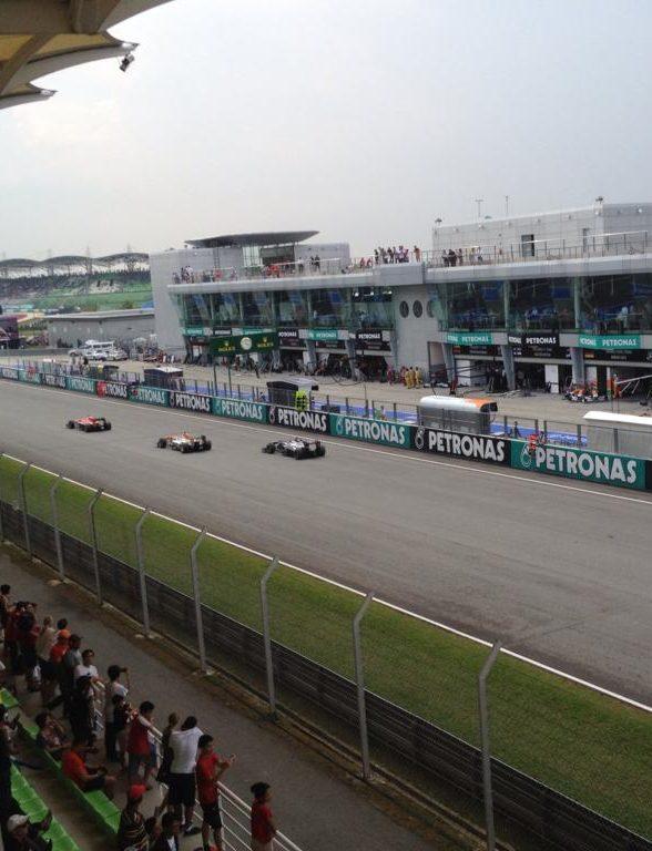 F1, Sepang Int Circuit, Malaysia
