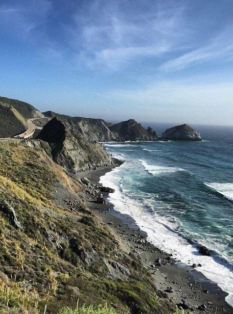 Big Sur Roadtrip, CA