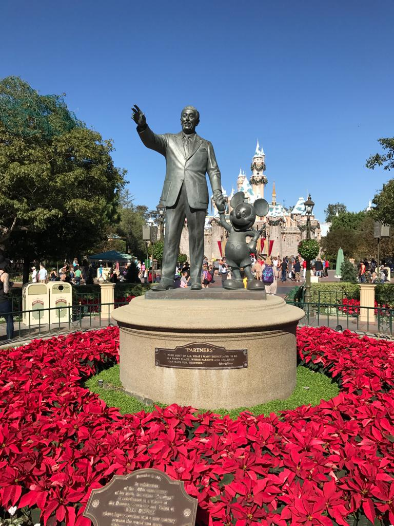 Walt Disney, CA