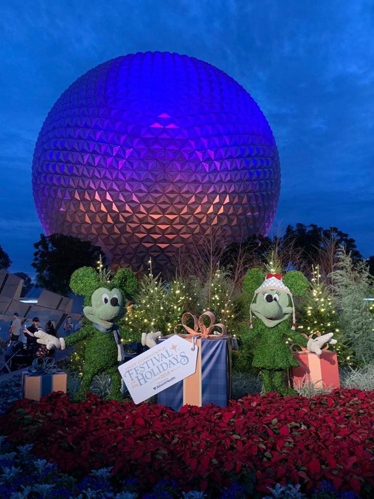 Epcot Park, Disney World